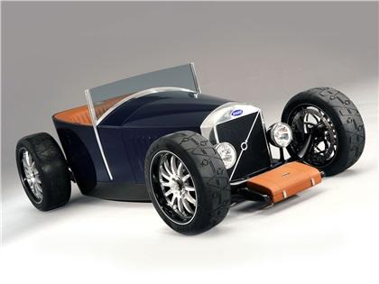 Caresto Hot Rod Jakob (2008): Ремейк первого Volvo