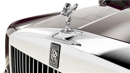 Rolls-Royce: Дух экстаза