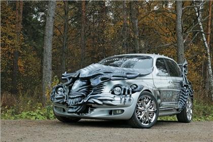 Chrysler PT Cruiser Audiobahn: Свой среди чужих