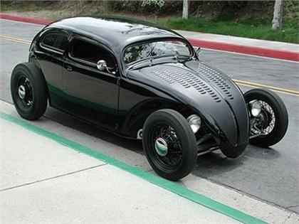 Volkswagen Beetle Custom: Жук - долгоносик