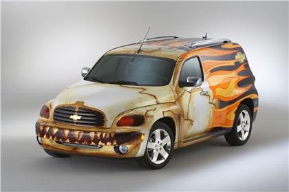 Chevrolet HHR Panel (2007): Адский фургон