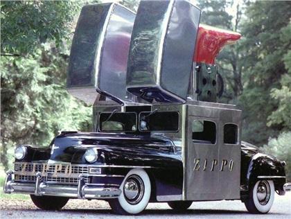 Zippo-Car (1947): Огоньку не найдется?