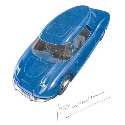 Jean-Pierre Wimille Prototype Coupe (1948)