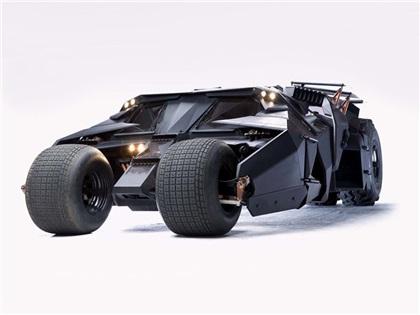 Batmobile (2005): Тумблер вкл.