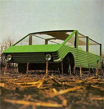 Kar-a-Sutra (1972): Дом на колесах