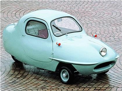 Fuji Cabin Model 5A (1955)