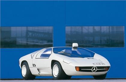Mercedes-Benz Studie CW311 (1978): Будущий император