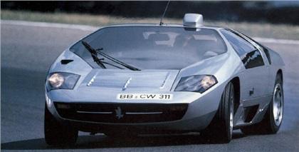 Isdera Imperator 108i (1984) & Isdera Spyder 033i (1983)