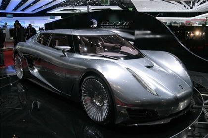 NVL Quant (2010): Электрический «корабль мечты»