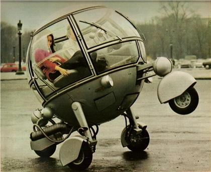 l'Automodule (1970): Шаромобиль