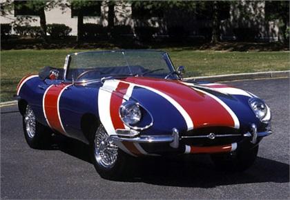 Austin Powers Jaguar E-Type (1970): Это Shaguar, детка!