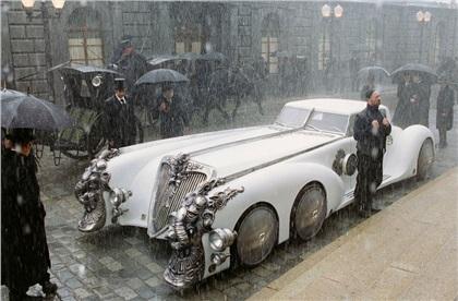 The Nautilus Car (2003): Экстраординарный автомобиль
