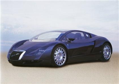 Hispano Suiza HS21 (2000): Возрождение легендарной марки