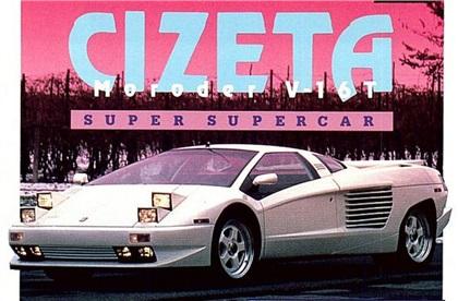 Cizeta Moroder V16T (1991)