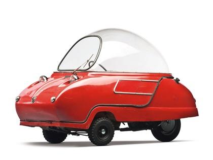 Peel Trident (1966): Наземный вариант летающей тарелки