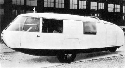 Fuller Dymaxion (1933)