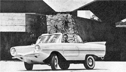 Amphicar 770 (1961–68)