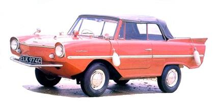 Amphicar 770 (1961-68)