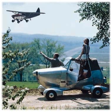 Fulton Airphibian (1945): К взлету готов!