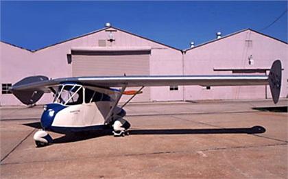 Waterman Arrowbile (1937): Первая успешная модель летающего автомобиля