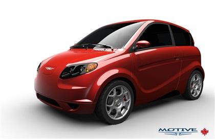 Motive Industries Kestrel: Автомобиль из конопли