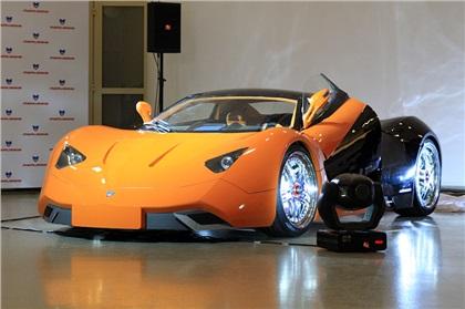 Marussia B1 (2008): Дорого, быстро и по-русски