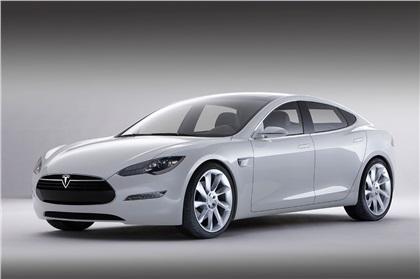 Tesla Model S: Электрический седан