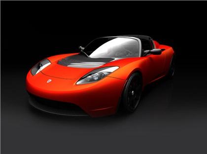 Tesla Roadster Sport (2009)