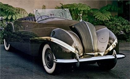Rolls-Royce Phantom III '39 Vutotal by Henri Labourdette (1947)