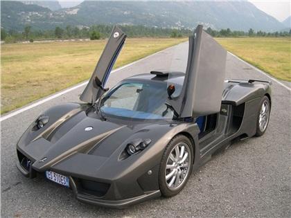 Simbol Lavazza GTX-R (2010): Ferrari Enzo для оригиналов