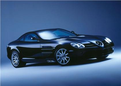 Mercedes-Benz SLR McLaren (2003-2009)