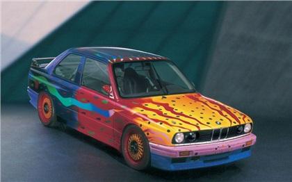 BMW M3 Group A Art Car # 8 (1989): Ken Done