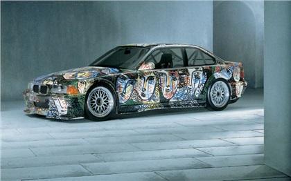 BMW 3 Series Touring Prototype Art Car # 13 (1992): Sandro Chia
