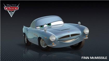 Cars 2 Characters: Новые персонажи мультфильма «Тачки-2»