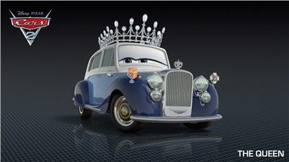 Cars 2 characters новые персонажи