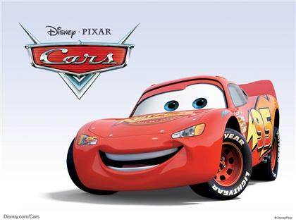 Disney/Pixar Cars Characters: Персонажи мультфильма «Тачки»