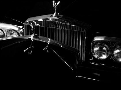 Hedi Slimane: Rolls-Royce стал фотомоделью