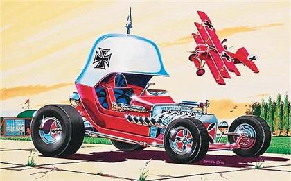 Tom Daniel's Red Baron Hot-Rod (1969)