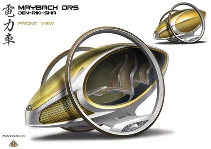 LA Design Challenge (2010): Maybach DRS Concept