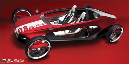 LA Design Challenge (2010): Volvo Air Motion Concept