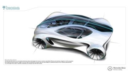 LA Design Challenge (2010): Mercedes-Benz Biome Concept