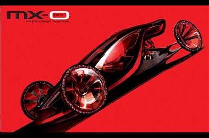 LA Design Challenge (2010): Mazda MX-0 Concept