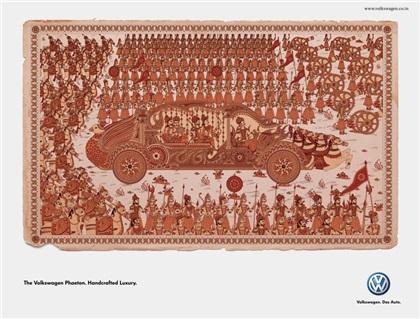 Volkswagen Phaeton (2010): Handcrafted Luxury