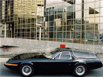 Ferrari 365 GTB/4 Daytona Shooting Break by Panther Westwinds (1975): Феррари