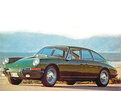 Porsche 911 Four-door Sedan (1967): Бабушка Панамеры