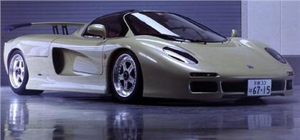 Jiotto Caspita (1989): Supercar by Dome
