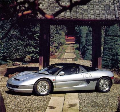Gigliato Design Aerosa (1997): Lamborghini engineered supercar