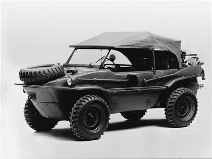 Volkswagen Type 166 Schwimmwagen (1942): Лучший друг солдата