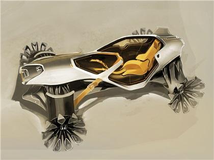 LA Design Challenge (2011): Honda IH Concept