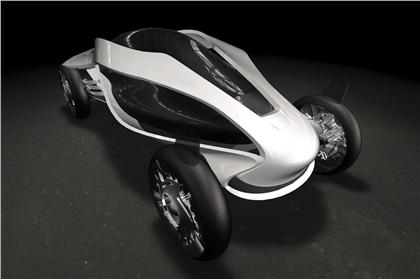 LA Design Challenge (2011): Hyundai Stratus Sprinter Concept